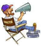 Volunteering - directing