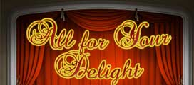Spring 2011 – All For Your Delight
