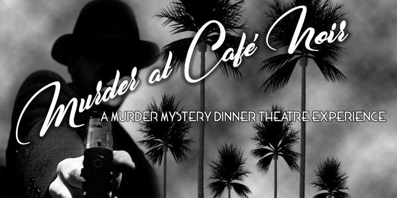 Murder at Café Noir