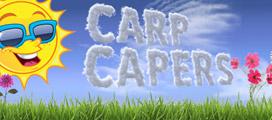 Summer 2018 – Carp Capers